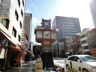 人形町からくり櫓(江戸落語)
